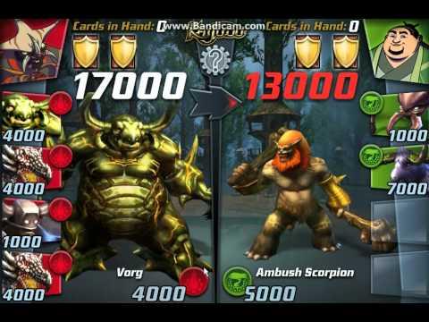 Games: Kaijudo – Battle Game