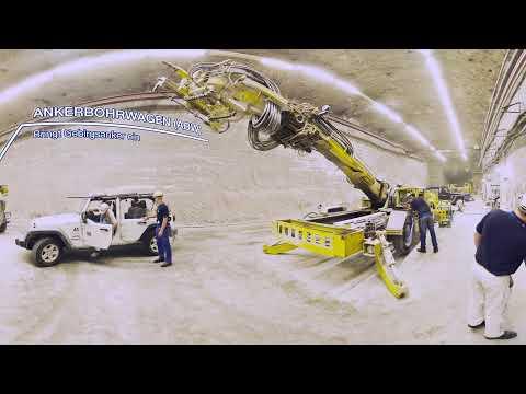 Virtual Reality bei K+S - Untertage in 360° erleben