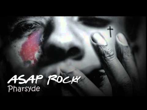 ASAP Rocky-Pharsyde feat Joe Fox (with Lyrics)