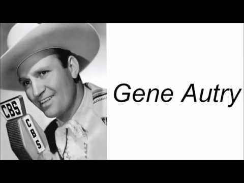 Deep in the heart of Texas - Gene Autry