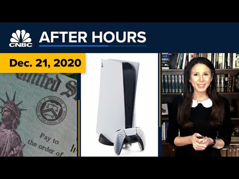 $600 Stimulus Checks Are Coming, But Are They Enough: CNBC After Hours