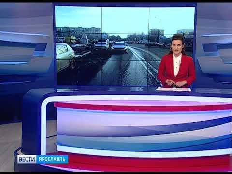 В Заволжском районе Ярославля автомобиль сбил ребенка