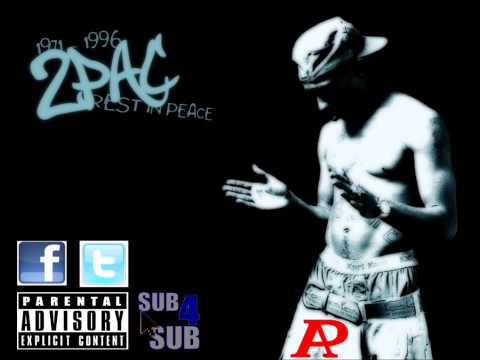 Tupac - Gangsta party. Ft Snoop Dogg