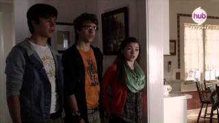 "Spooksville ""The Wishing Stone"" & The Haunting Hour ""My Robot"" (Promo) - Hub Network"