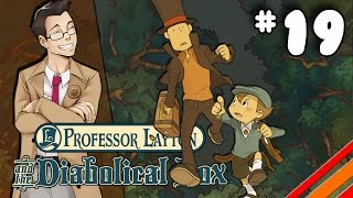 "Professor Layton and the Diabolical Box   ""Herzen Castle Bound""   Part 19"