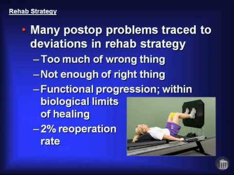 Hip arthroscopy Thomas Byrd MD 2010