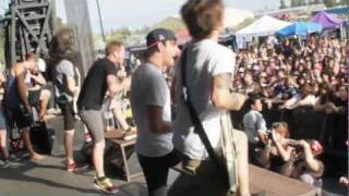 """We Came As Romans """"Mis//Understanding"""" Live at Warped Tour"""