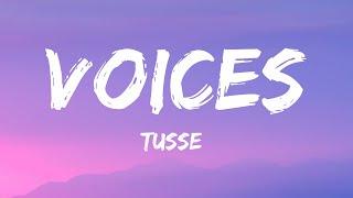 Tusse - Voices (Lyrics) Sweden 🇸🇪 Eurovision 2021