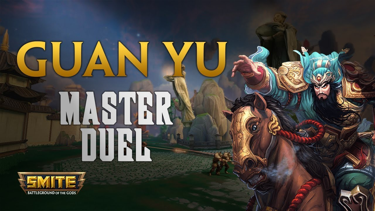 20+ Guan Yu Smite Pictures