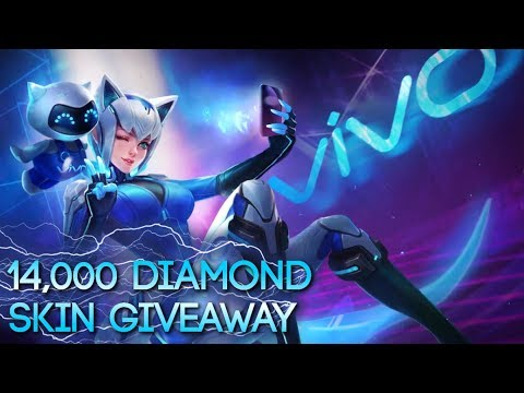 Skin Giveaway Every 100 Subscribers! WHY AM I DOING ANOTHER ONE??? Mobile Legends