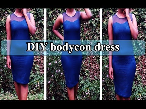 Clothes what youtube it mean does dress bodycon port douglas
