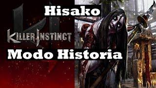 killer instinct. Modo Historia. Hisako [Sub Español] [Action Gameplay]