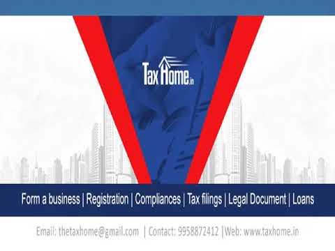 How to do Fssai Registration in Delhi @ Tax Home