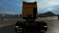 Daf XF Euro 6 (New blinkers)