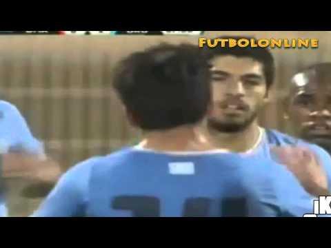 Luis Suarez vs Oman todas sus jugadas del partido• (13/10/2014)