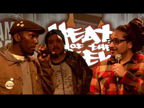 San Diego Hip Hop:  A-Lowe, Emphasize, Edgar Is Real, KemTrell, and DJ JAM on Heat of The Week