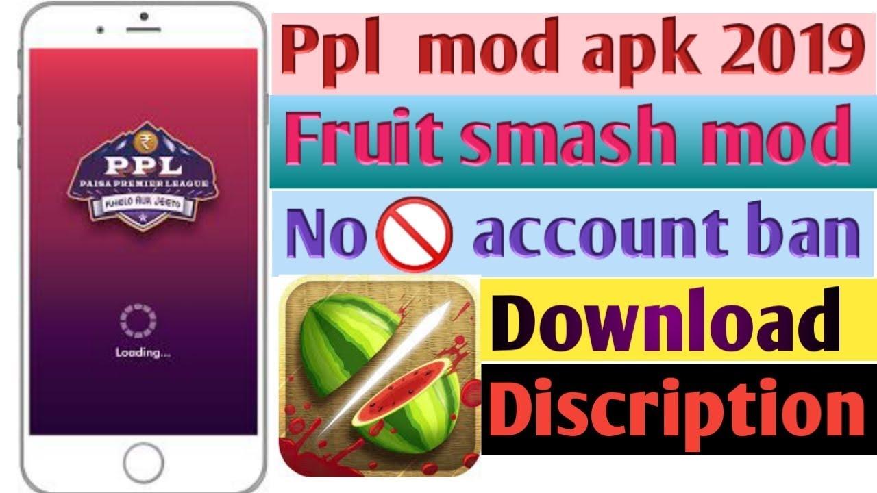 PPL game hack mod apk {Fruit smash}Latest mod apk, Download link in  discription by tech youtuber