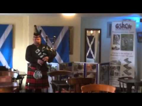 Happy St. Andrews Day from the Last Post GSPCA Fun Family D