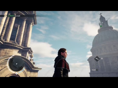 Assassin's creed syndicate sequence 5 a room with a view