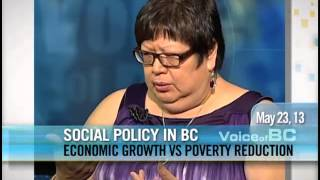 Judith Sayers - Economic Growth vs Poverty