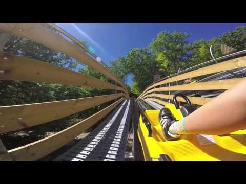 Gunstock Mountain Coaster
