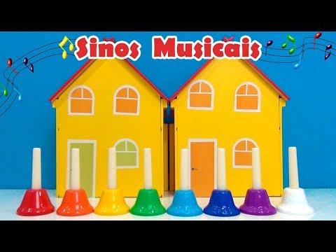 Sinos Musicais + Parque do Mickey Mouse