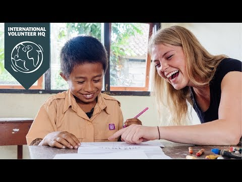 Volunteer in Bali with IVHQ