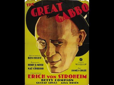 O Grande Gabbo 1929
