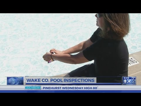 Mother of drowned lifeguard calls for electrical inspections for NC pools