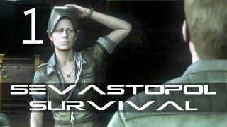 [1] Sevastopol Survival (Let's Play/Livestream Alien: Isolation PC w/ GaLm)