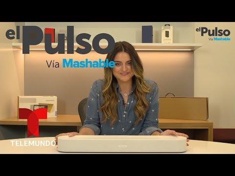 el-pulso-|-power-up:-sonos-beam-review-en-español-|-telemundo