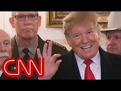 Trump mocks Beto O'Rourke rally Mp3