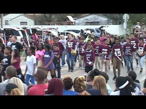 Palo Duro High School, 60 th Anniversary Parade