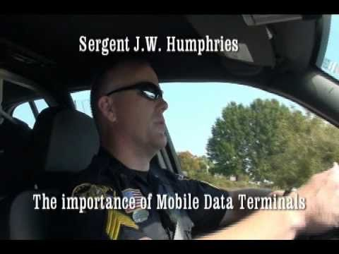Mobile Data Terminals Cleveland County NC