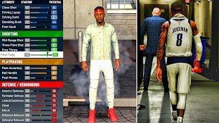 Best Dynamic Shot Creator Build | NBA Debut Vs LeBron James | NBA 2k20 MyCareer #7