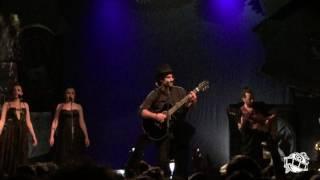 Alessandro Mannarino : Apriti Cielo live @ Fabrique Milano