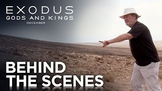 "Exodus: Gods and Kings | ""Locations"" Behind the Scenes [HD] 