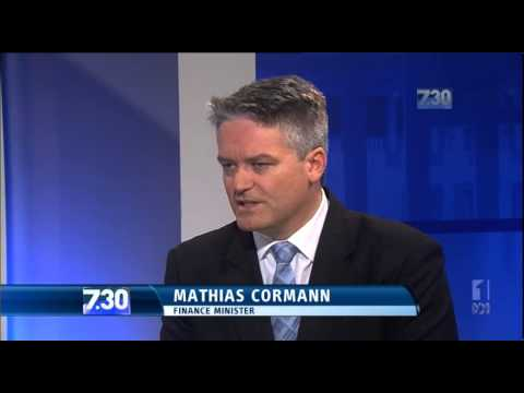 ABC TV - 7:30 - 1 May 2014