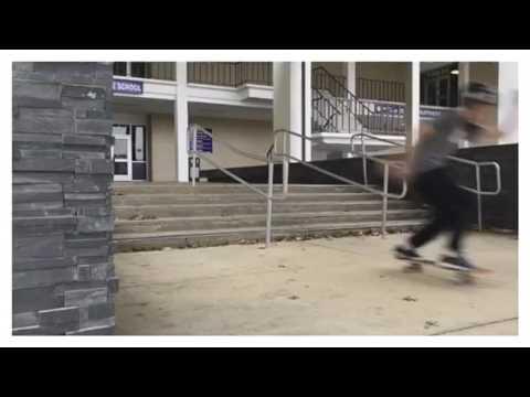 Max Neely in New GoPro Quik App Edit