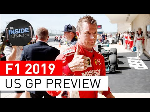 UNITED STATES GRAND PRIX: RACE PREVIEW