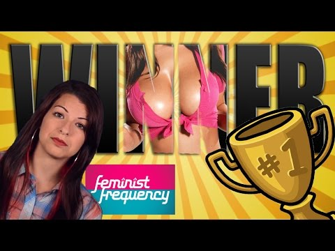 Anita Sarkeesian - Women as Reward Pt1: Central Problematisations