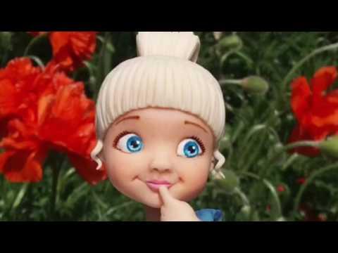 Курс Лепка мультяшной девочки из мастики