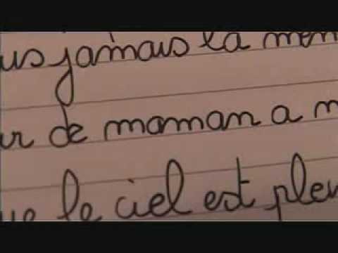 A Toi Lettre Très émouvante Dune Maman à Sa Petite Fille