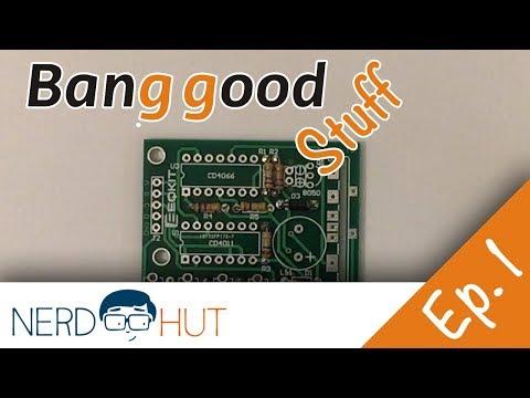 16 music 16 sound box kit | Banggood stuff Ep. 1 | nerdhut.de