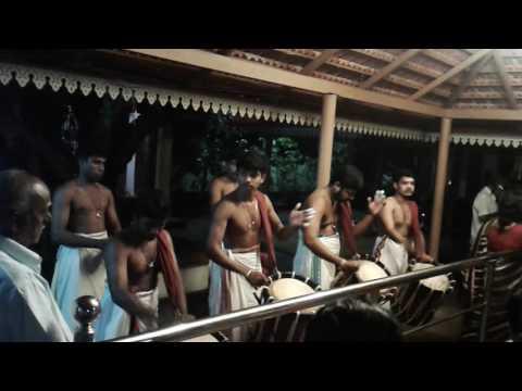 Panchari Melam 3am kaalam by Mandapam Aneesh Narayanan