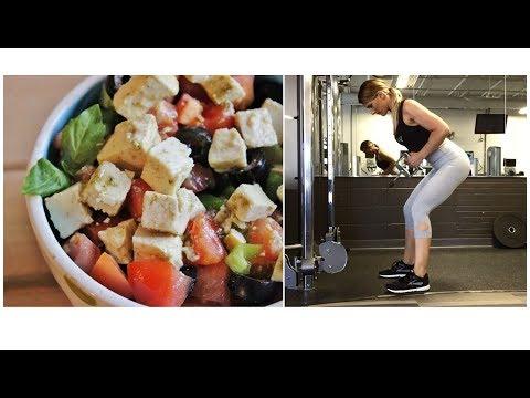 Vegan Feta Cheese Recipe | Back Workout