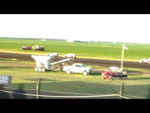 Sport Mod Heat 4 @ Hancock County Speedway 06/20/17