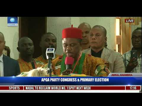 APGA Party Congress & Primary Election Pt.28 | Live Coverage