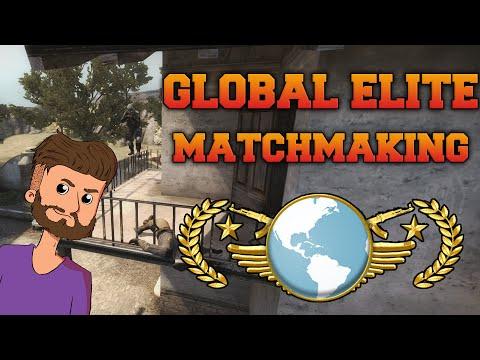 cs go global elite matchmaking