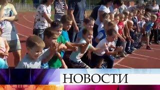 ВРоссии прошел «Кросс нации 2017»